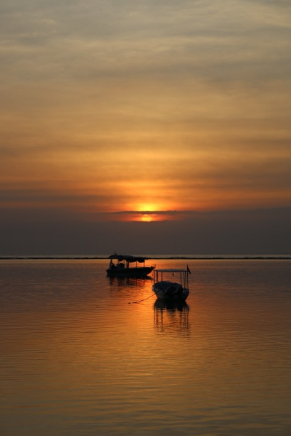 Nusa sunsets